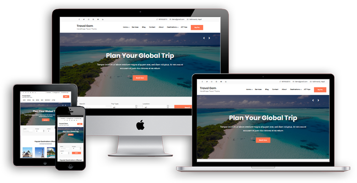 Free Tour Operator Plugin & Travel Booking Plugin for WordPress Sites | WP  Travel