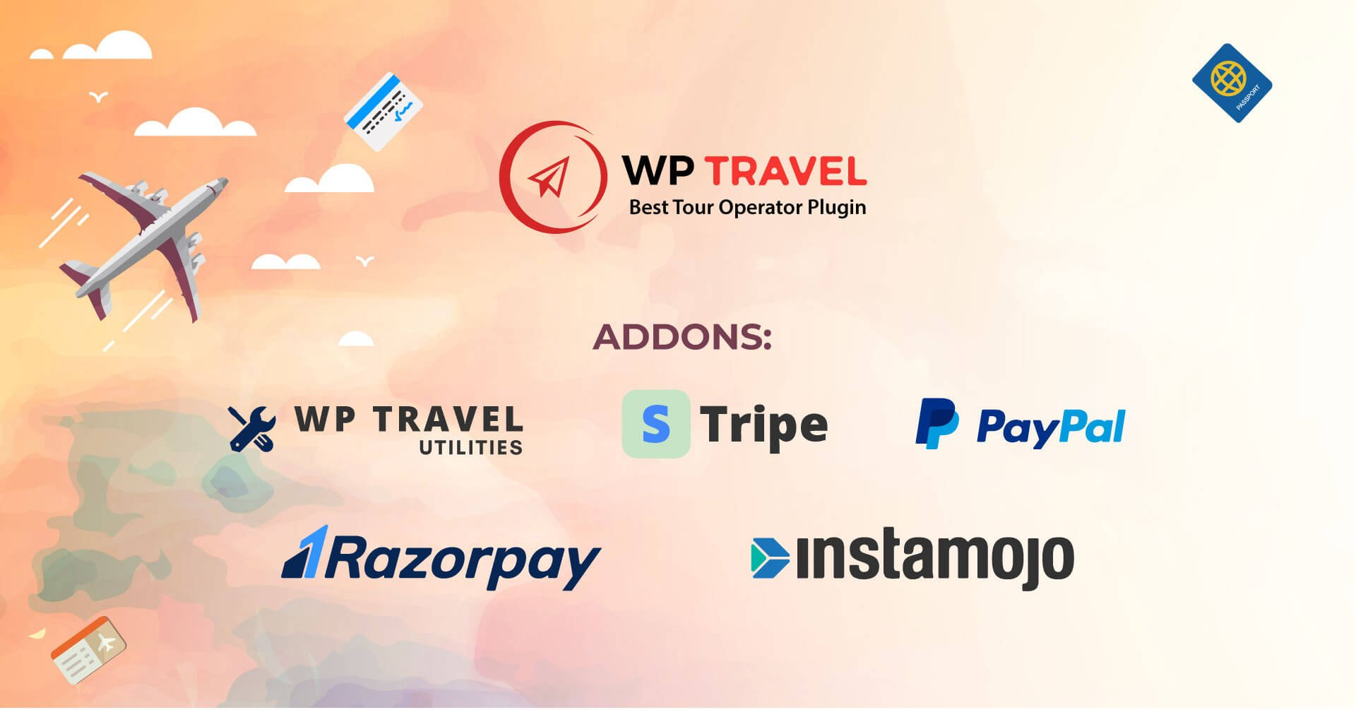 WP Travel addons
