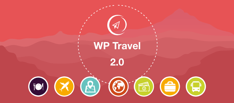 WP Travel 2.0