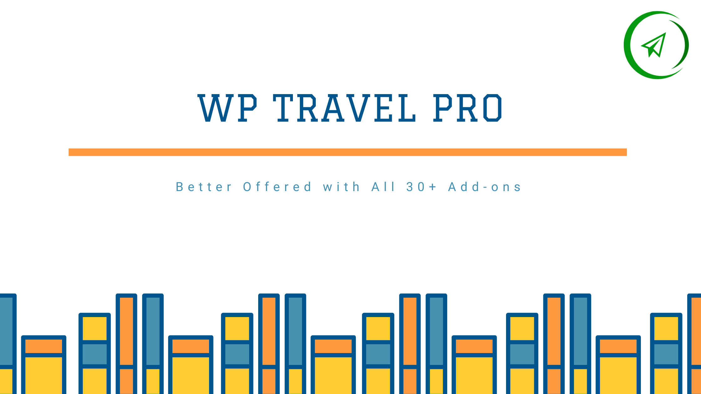 WP Travel Pro Changes in Add-on and Discount