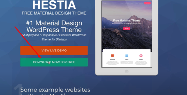 make a free WordPress website