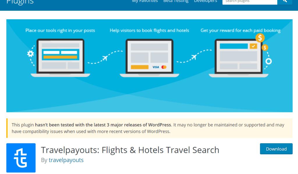 WordPress plugins for tourism