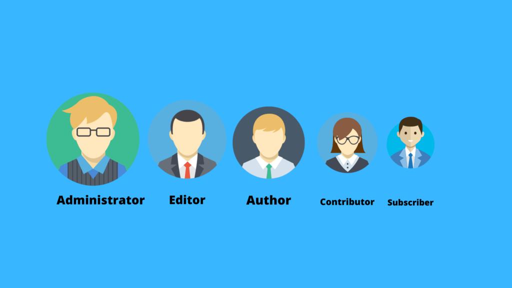 WordPress custom user roles