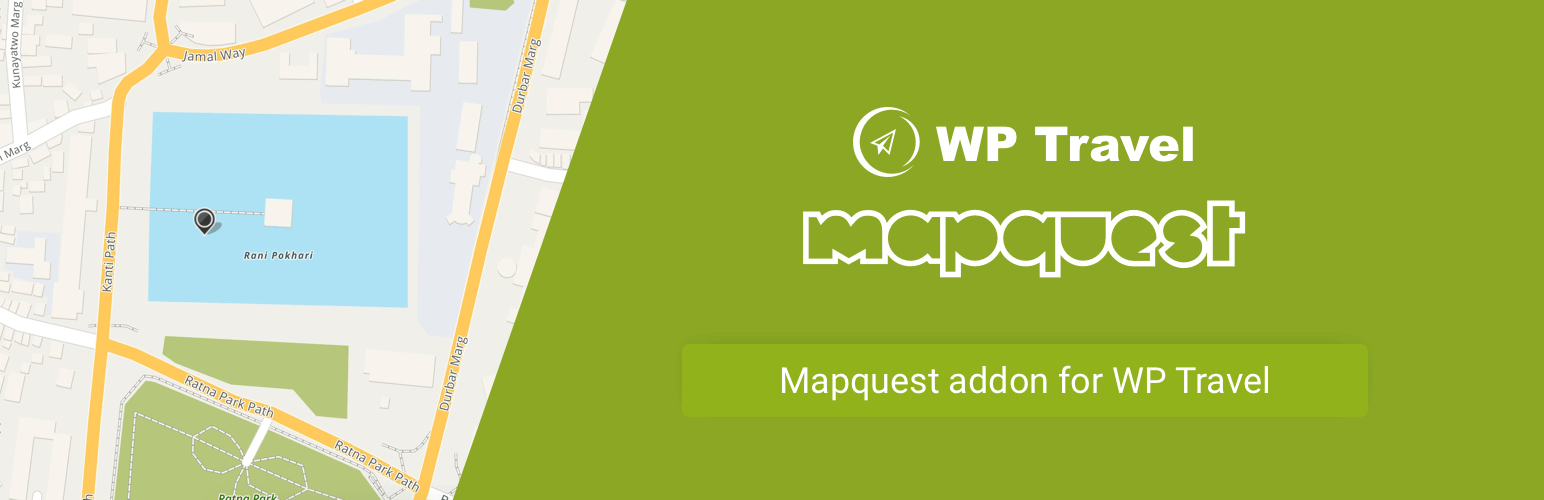 WP Travel Mapquest - WP Travel